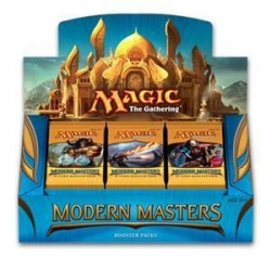 1x MtG Modern Masters Booster Display Geseald.