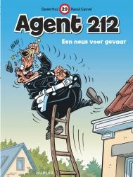 Agent 212 # SC29 Een neus voor gevaar