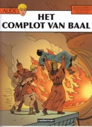 Alex # SC30 Het complot van Baal