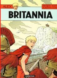 Alex # SC33 Britannia
