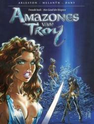 Amazones van Troy # SC02 Het goud der diepten