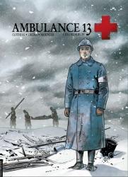 Ambulance 13 # SC01 Bloedkruis