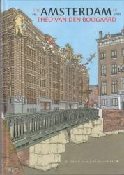 Amsterdam van Theo van den Boogaard, het # HC-uitgave