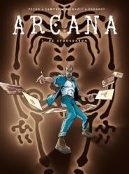 Arcana # HC01 De spookbaron