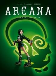 Arcana # HC02 De dame van Praag