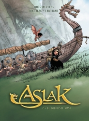 Aslak # HC02 De middelste mast
