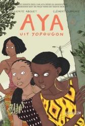 Aya uit Yopougon # HC06 deel 6