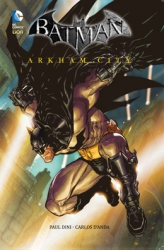 Batman # HC - Arkham City