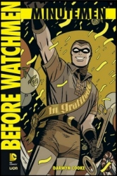 Before Watchmen # HC01 Minutemen
