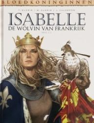 Bloedkoninginnen - Isabelle 2 # HC04 De wolvin van Frankrijk