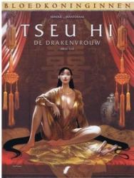 Bloedkoninginnen - Tseu Hi 1 # HC06 De drakenvrouw