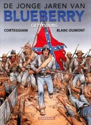 Blueberry, de jonge jaren van # SC20 Gettysburg