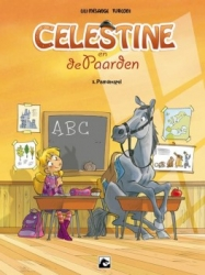 Celestine en de paarden # SC03 De wedstrijd