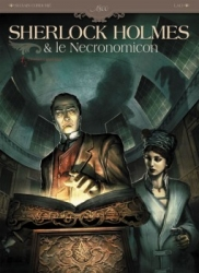 Collectie 1800: Sherlock Holmes en de Necronomicon # HC01 Vijand