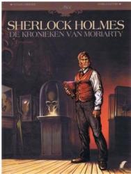 Collectie 1800: Sherlock Holmes # HC06 de kronieken van Moriarty
