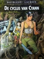 Cyclus van Cyann, de # HC-integraal deel 1