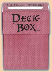 DECKBOX Cranberry
