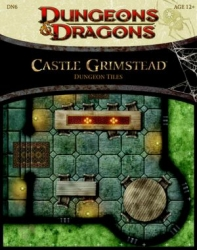 D&D Dungeon Tiles Castle Grimstead ACC