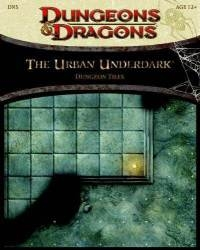 D&D Dungeon Tiles Urban Underdark ACC