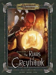 D&D Expedition To The Ruins Of Greyhawk RPG