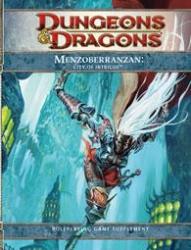 D&D Menzoberranzan City of Intrigue RPG