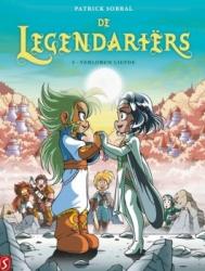 De Legendariërs # SC05 Hartzeer