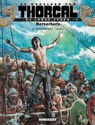 De jonge jaren van Thorgal # HC04 Berserkers