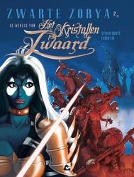 De wereld van het kristallen zwaard # SC02 Zwarte Zorya 2