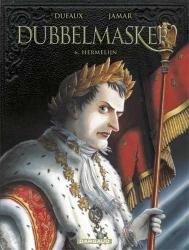Dubbelmasker # SC06 Hermelijn