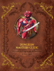 Dungeon Master's Guide 1st Edition Premium Reprint