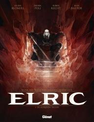 Elric # HC01 Een troon van robijnen