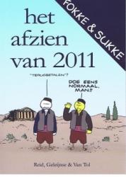 Fokke en Sukke (Jaaroverzicht) # Het afzien van 2011