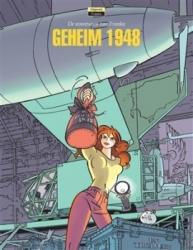Franka # SC23 Geheim 1948