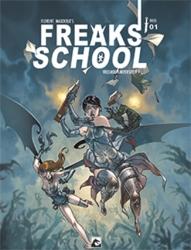 Freaks School # SC01 Vreemde universiteit 1/2