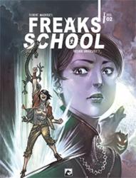 Freaks School # SC02 vreemde universiteit 2/2