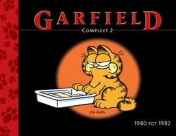 Garfield compleet # HC02 1980 tot 1982