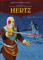 Geheime driehoek, de (Hertz) # HC03 De broeder die niet bestond