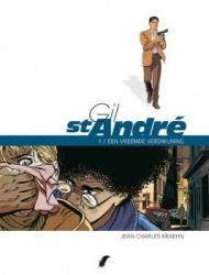 Gil st Andre # SC01 Een vreemde verdwijning