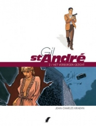 Gil st Andre # SC02 Het verborgen gelaat