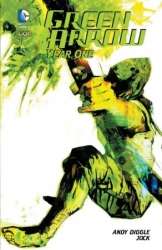 Green Arrow # HC01 Year One (NL-uitgave)