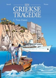 Griekse tragedie, een # HC01 Twee zussen