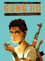 Gung Ho # HC01 boek 1