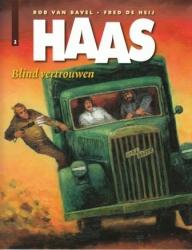 Haas # SC02 Blind vertrouwen