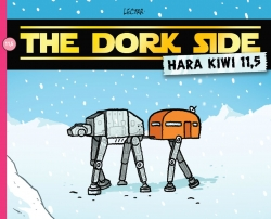 Hara Kiwi # SC11,5 The Dork Side