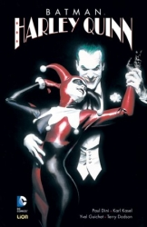 Batman # HC - Harley Quin: Preludes en foute grappen (NL)