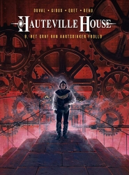 Hauteville House # HC09 Het graf van aartsdiaken Frollo