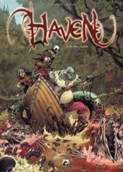 Haven # HC03 De drie sleutels