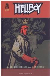 Hellboy # HC04 De rechterhand des oordeels