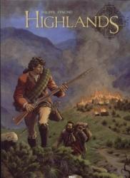Highlands # HC02 De overlevende van de donkere waters