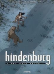 Hindenburg # HC01 Het einde nadert